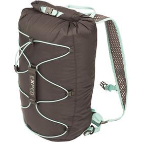 Exped Cloudburst 15 Backpack black-pool blue